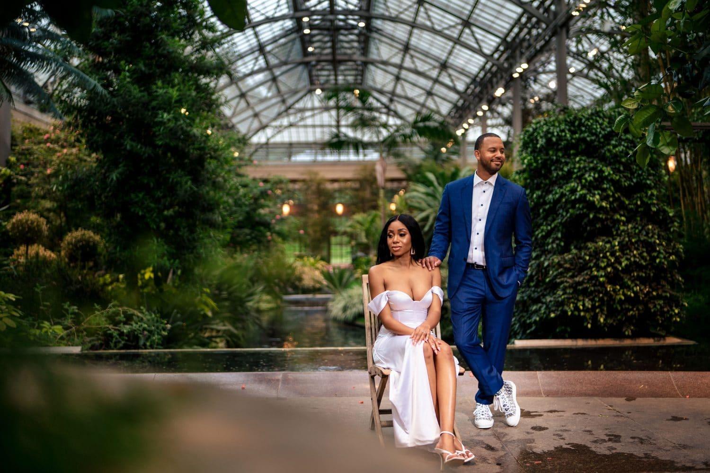 Engagement photo session ideas by J&J Studios