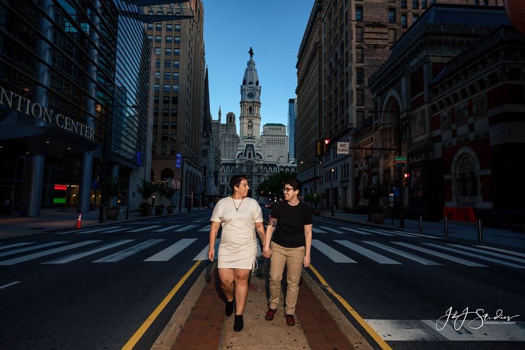 Gay couple photo shoot by J&J Studios