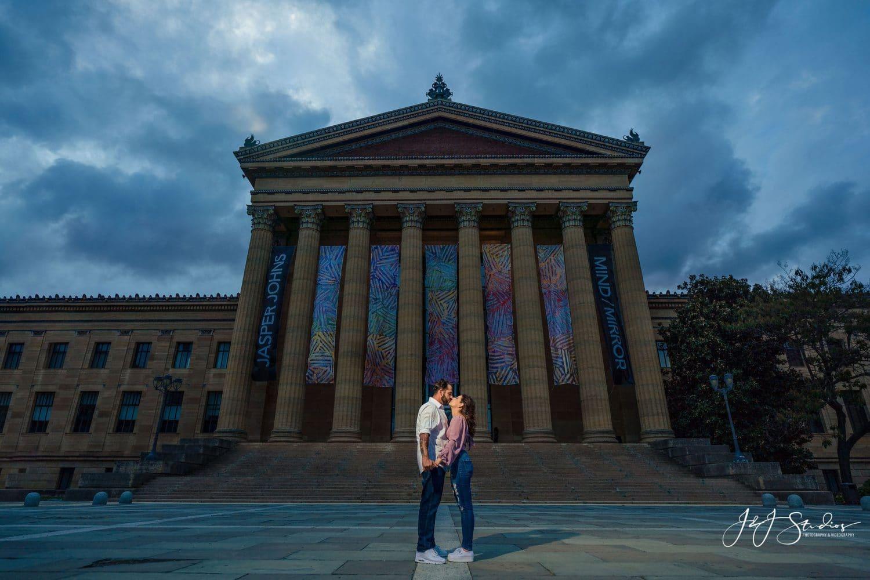 L'Aquila, Philadelphia Museum of Art Engagement