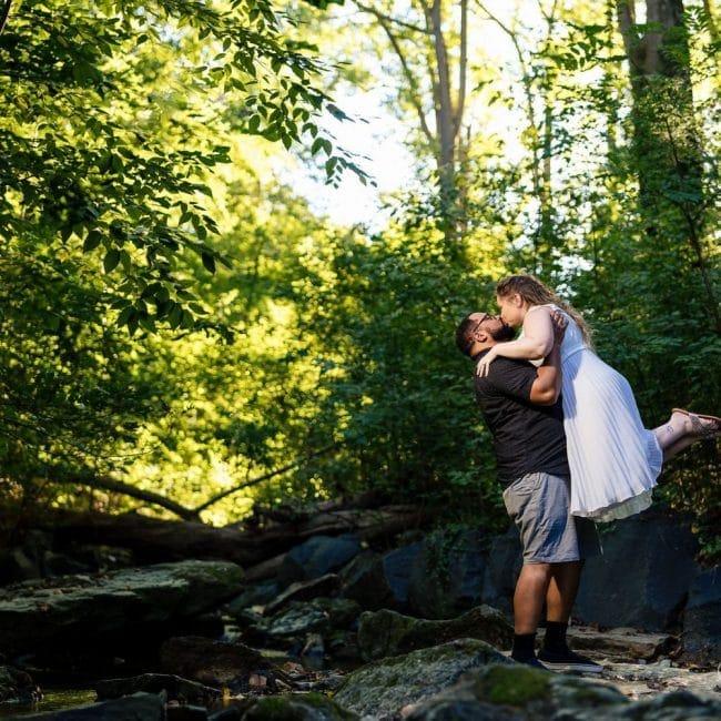 Forbidden Drive Engagement Shot By John Ryan