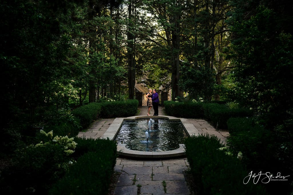 Engagement shoot by J&J Studios