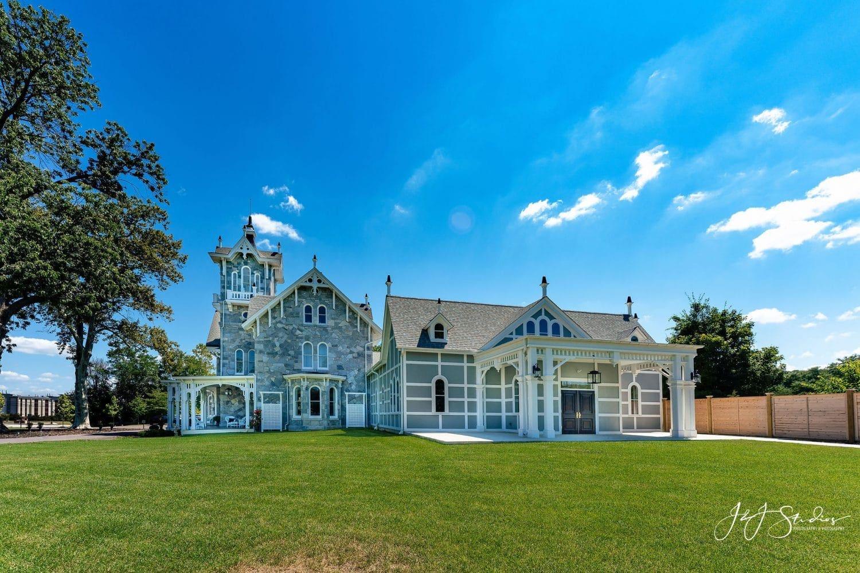 Loch Aerie Mansion Tour Shot By John Ryan