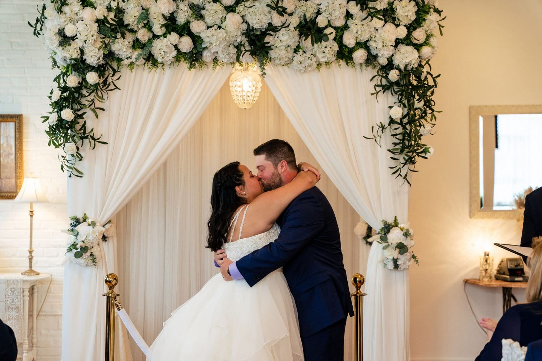 Philly Micro Chapel Wedding Shot By John Ryan