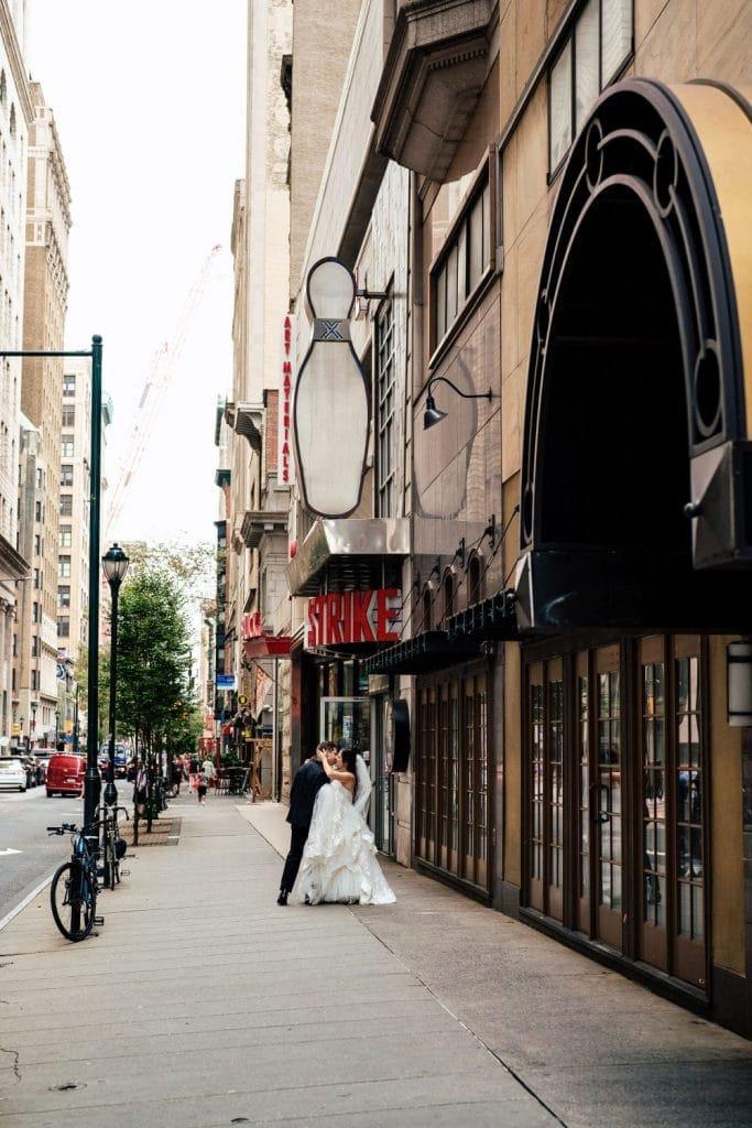 lucky strike philadelphia pa wedding photography