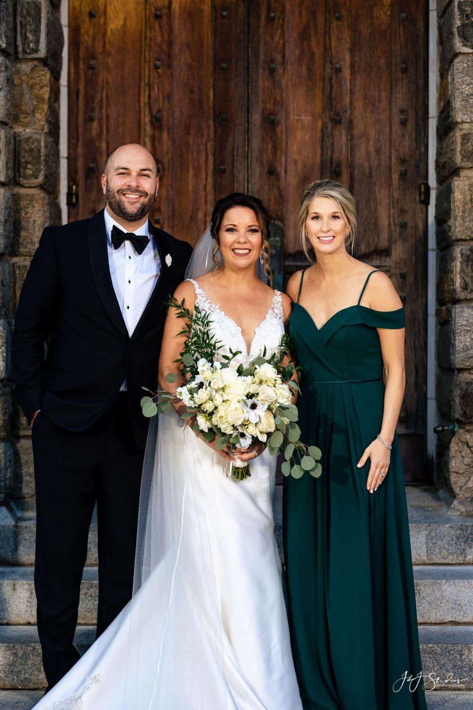 Loch Aerie Mansion Shoot: Renee and Joe